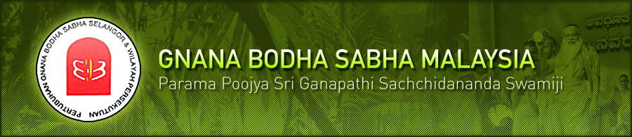gnana bodha sabha malaysia